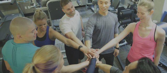 group training upfit