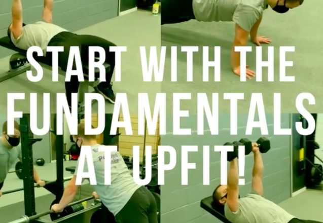 The Importance of Upper Body Strength